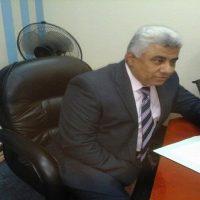 أيمن محمد رئيس قطاع التجزئة ببنك التنمية الصناعية والعمال