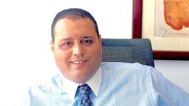 كريم رجب، العضو المنتدب لشركة سيرفند لخدمات الإدارة