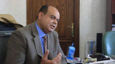 علاء أبوزيد محافظ مطروح