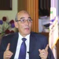 عبدالمنعم البنا وزير الزراعة