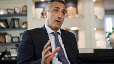 طارق عامر محافظ البنك المركزى المصرى