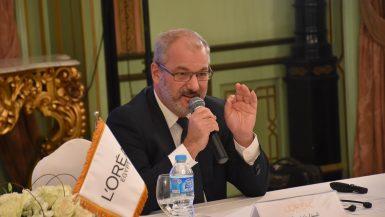 بنوا جوليا، المدير العام لشركة لوريال مصر