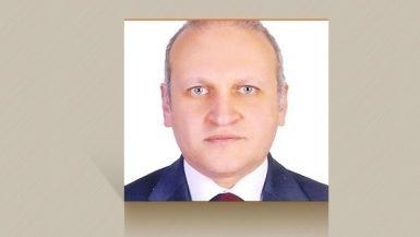 سامح محمد رئيس جهاز مدينة سوهاج الجديدة