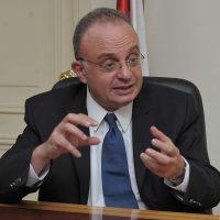 شريف سامي رئيس الهيئة العامة للرقابة المالية