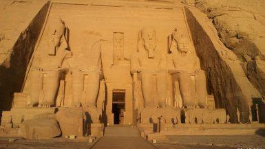 معبد أبوسمبل