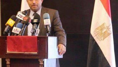 أسامة مصطفى رئيس مؤسسة واصل