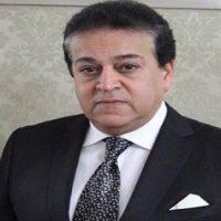 خالد عبدالغفار وزير التعليم العالى 2