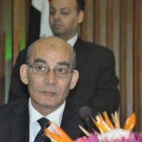 عبد المنعم البنا وزير الزراعة