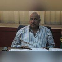 أحمد إبراهيم رئيس جهاز مدينة شمال خليج السويس