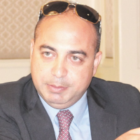 خالد رياض، رئيس مجلس إدارة شركة الرواد لتداول الأوراق المالية