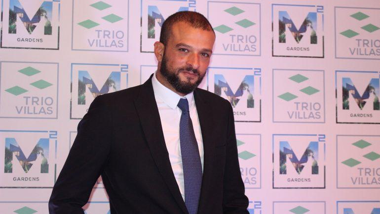 أيمن عباس، الشريك المؤسس بشركة كومباس كابيتال