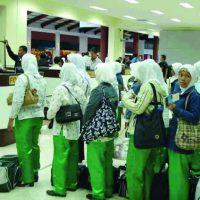 عمالة منزلية في أحد مطارات السعودية