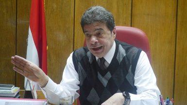 إبراهيم المناسترلى رئيس الرقابة الصناعية (2)