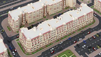 إحدي مشروعات مصر الجديدة للإسكان والتعمير 5
