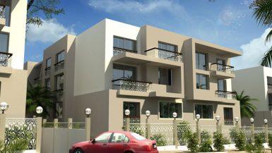 أحدي مشروعات مصر الجديدة للإسكان والتعمير 2