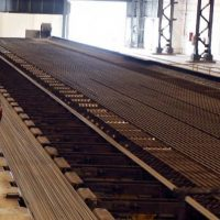 مصانع الحديد