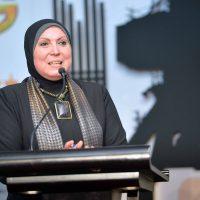 نيفين جامع-أمين عام الصندوق الاجتماعى للتنمية