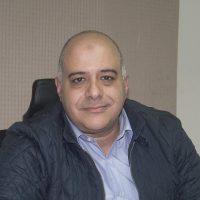 هشام السيد العضو المنتدب لشركة تاكسي بلس تصوير محمود فكرى
