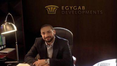 محمد سمير جاب الله رئيس شركة إيجى جاب