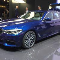 BMW - 520d Touring