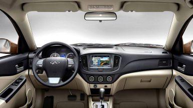 اختبار قيادة سيارة شيرى تيجو (1)