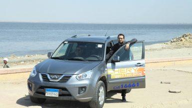 اختبار قيادة سيارة شيرى تيجو (3)