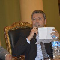 طارق شكرى رئيس غرفة التطوير العقاري في إتحاد الصناعات المصرية