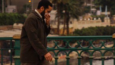 صور العاصفة الترابيه بالقاهرة