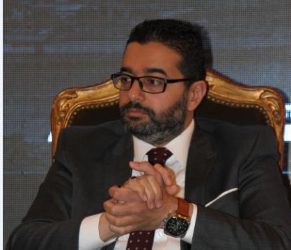 محمد خطاب مدير القطاع التجاري بمجموعة إيجي جاب للتنمية والاستثمار العقاري