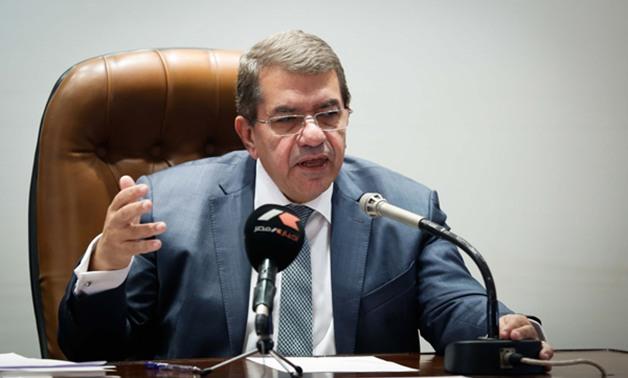 عمرو الجارحى - وزير المالية