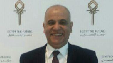 عمرو عطية رئيس شركة مصر للفنادق