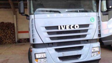 الشاحنات الثقيلة إيفيكو