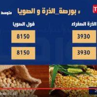 اسعار السلع 4 ابريل