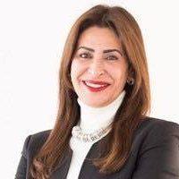 هالة صقر، العضو المنتدب لبنك باركليز مصر
