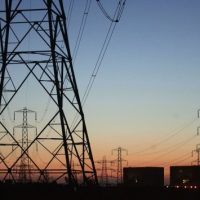 شبكة الكهرباء - قطر