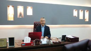 أحمد مصطفى رئيس مجلس إدارة شركة كرمة العقارية