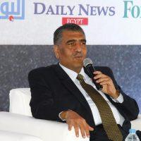 أشرف الشرقاوي في مؤتمر قمة سوق المال