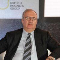سامح الترجمان في فعاليات مؤتمر القمة السنوية لأسواق المال