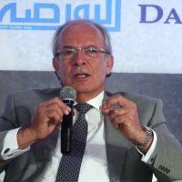 هشام الشريف في فعاليات مؤتمر القمة السنوية لأسواق المال 1