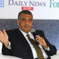 أشرف الشرقاوي في مؤتمر قمة سوق المال 1