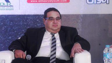 محسن عادل في القمة السنوية لأسواق المال
