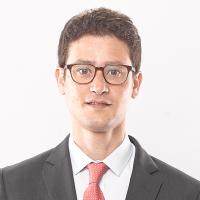 مصطفى جاد الرئيس المشارك لقطاع الترويج وتغطية الاكتتاب بالمجموعة المالية هيرميس