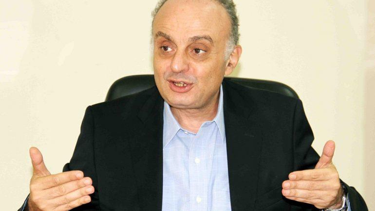 شريف سامى، رئيس الهيئة العامة للرقابة المالية