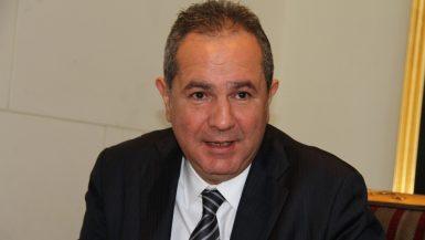 خالد محمود  رئيس مجلس إدارة شركة MTI للتجارة والتوزيع و ام ام جروب