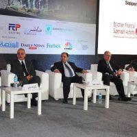 فعاليات مؤتمر القمة السنوية لأسواق المال