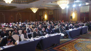 الجلسة الثانية لـقمة أسواق المال (2)