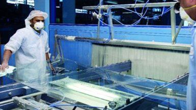 صناعة الزجاج - صورة ارشيفية