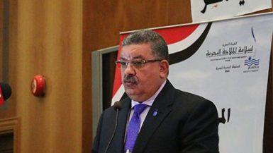 خالد زهران رئيس هيئة السلامة البحرية