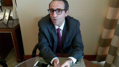 رئيس اتحاد الصيادلة العرب السابق