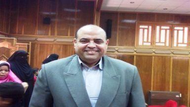 عبدالغفار الملاح رئيس مدينة العلمين